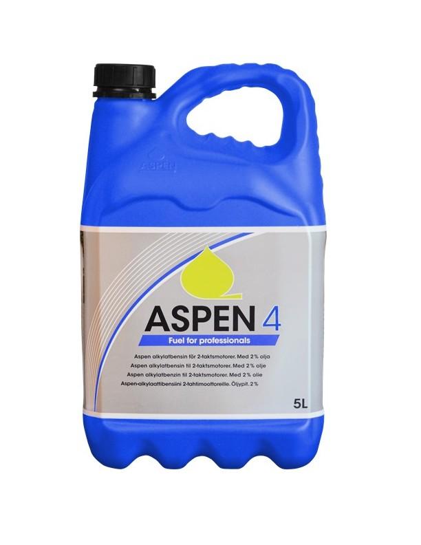 Aspen 4-takt benzine 5 liter