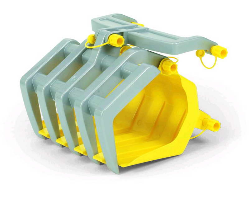 Rolly Toys Houtklem voor Traclader