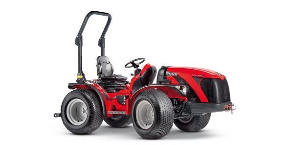 Carraro TTR 3800 HST compacttrekker 25.7pk Fusee