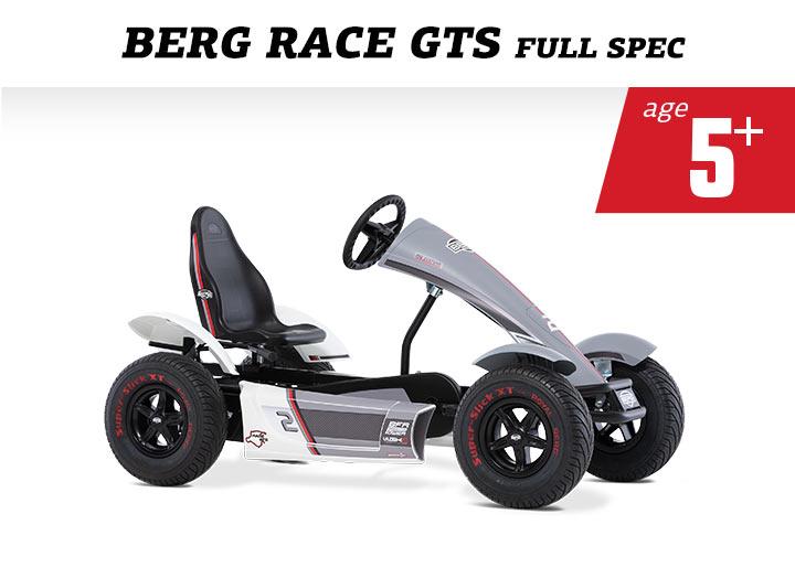 BERG Race GTS FullSpec skelter