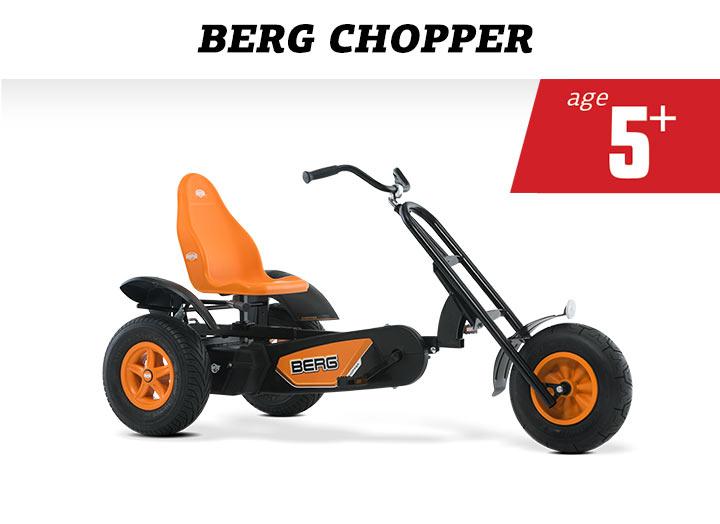 Berg Chopper Skelter BFR