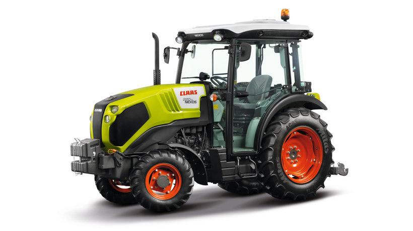 CLAAS tractoren   NEXOS 250-210 van 75 tot 112 pk