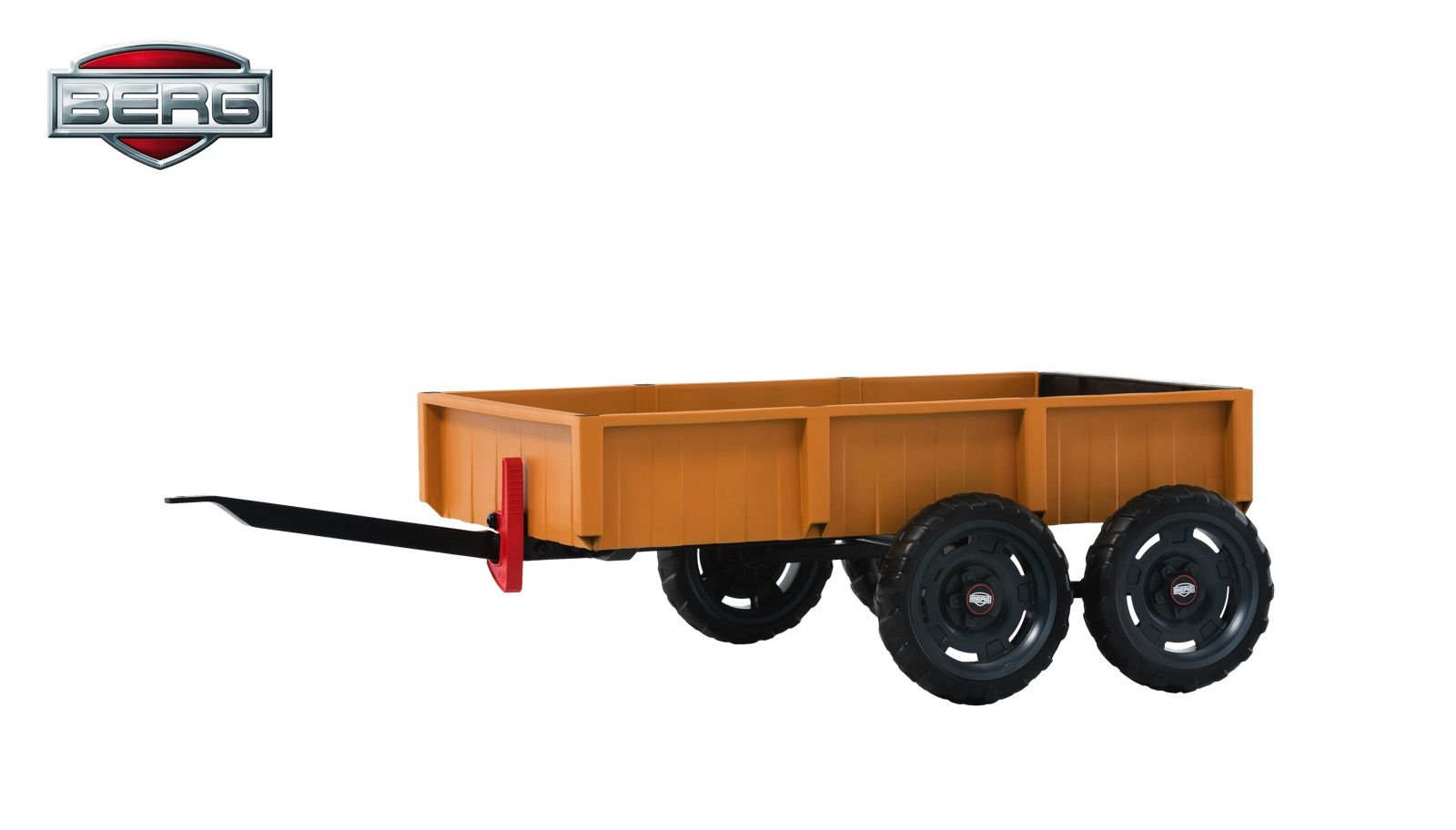 Berg tandem trailer L (voor Buddy en Rally)
