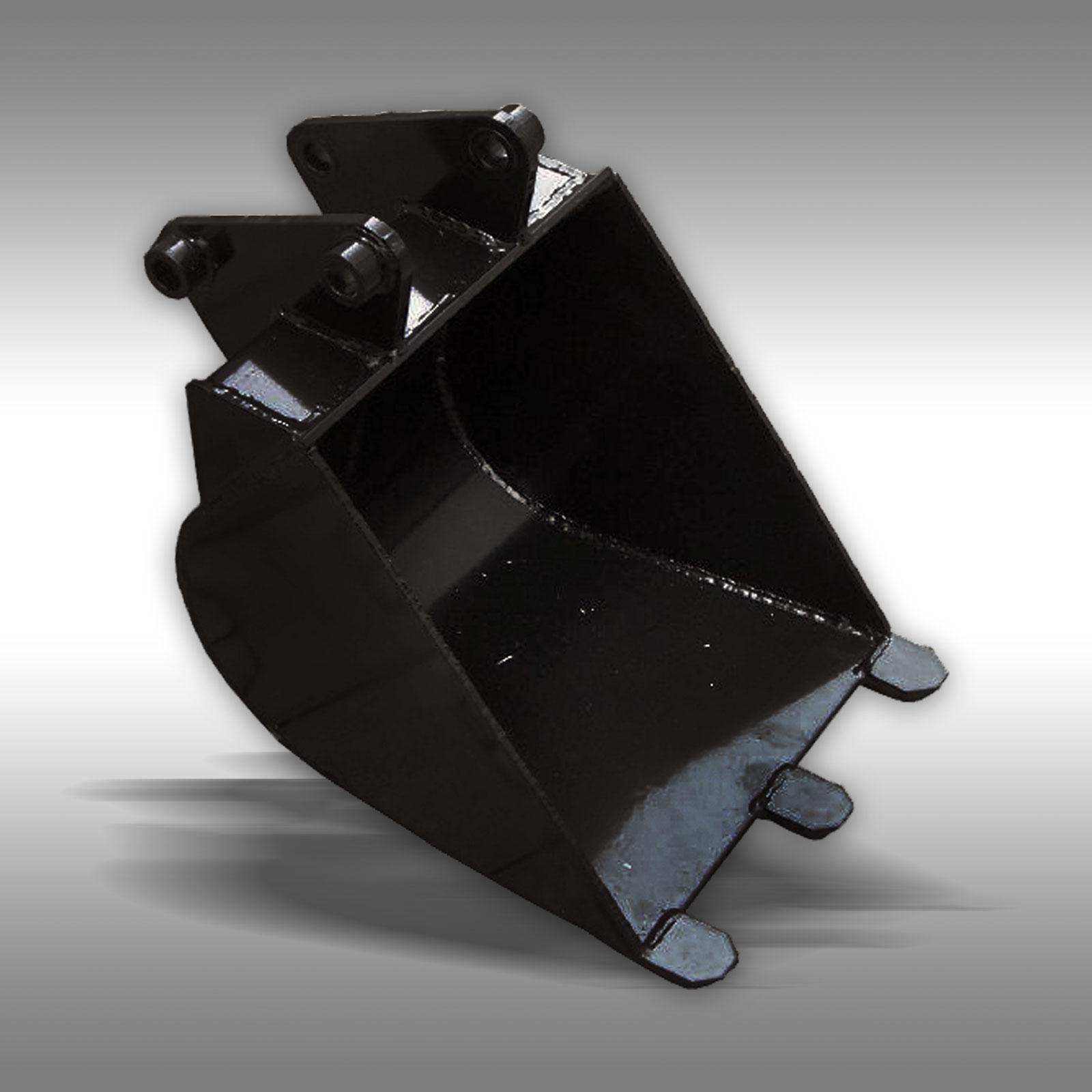 Jansen Graafbak 350 mm voor 9PK minigraafmachine MB-300