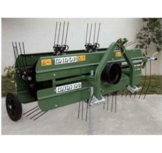 Molon Bandhark Mini werkbreedte 140 cm PTO