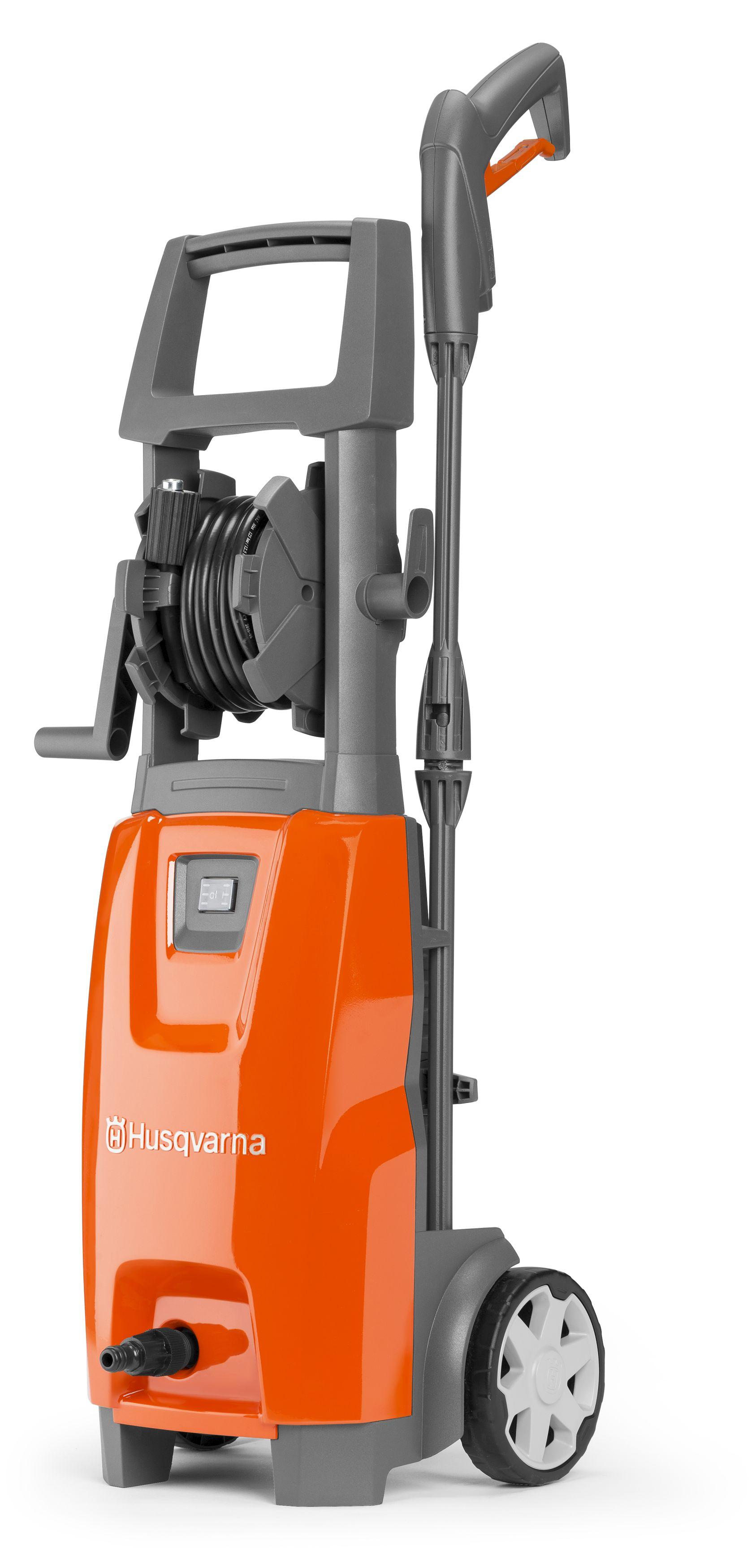 Husqvarna PW125 hogedrukreiniger 125 bar