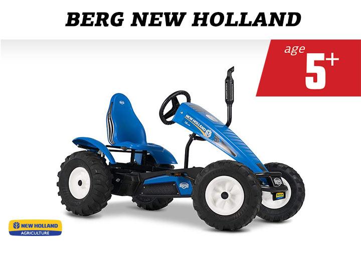 BERG New Holland skelter Farm BFR