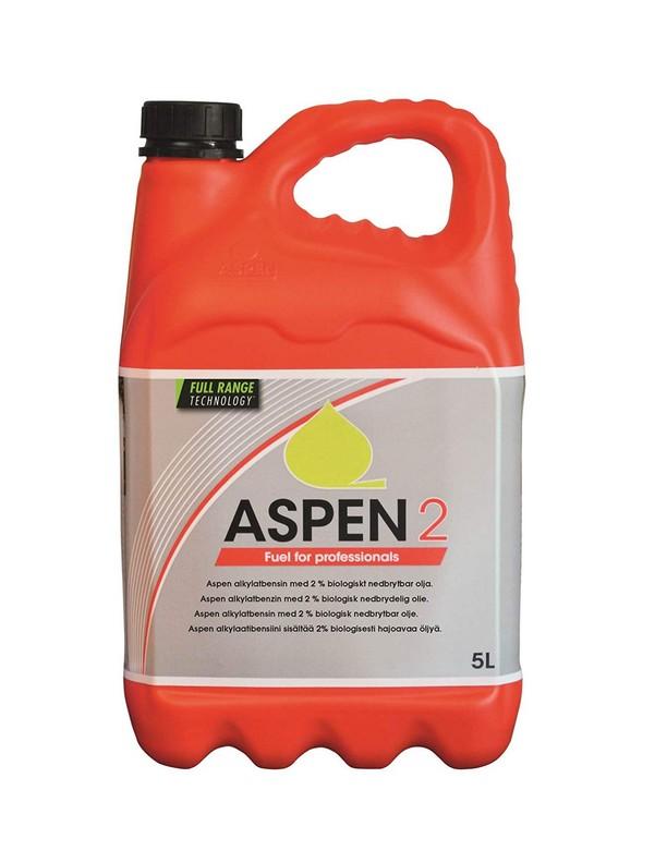 ASPEN FRT 2-takt benzine 5 Liter