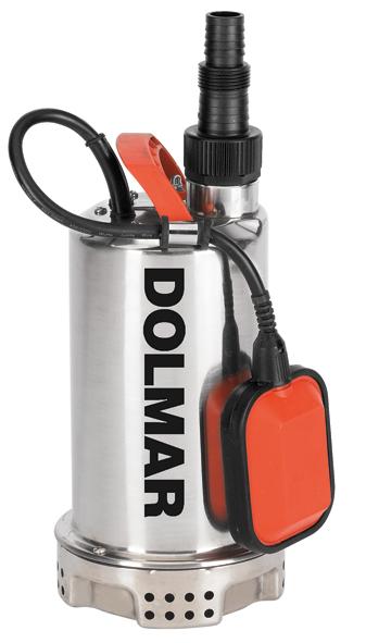 Dolmar Dompelpomp EP-1680S schoonwater