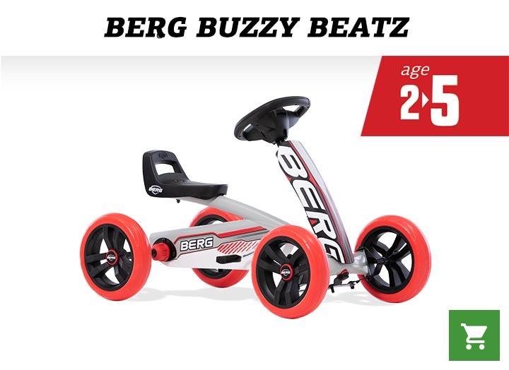 BERG Buzzy Beatz Skelter