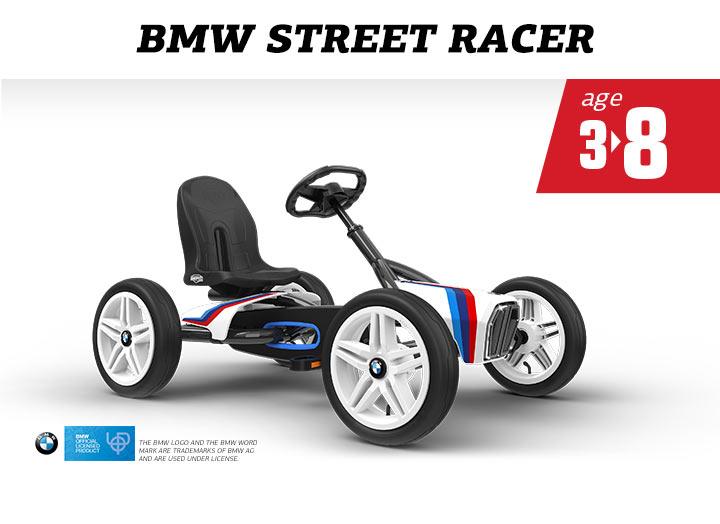 BMW Street Racer Buddy skelter