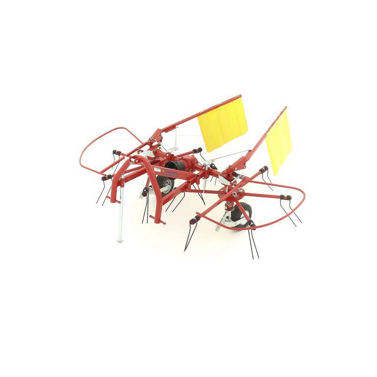 CBR Ceccato Schudder / Hark 260cm 2in1
