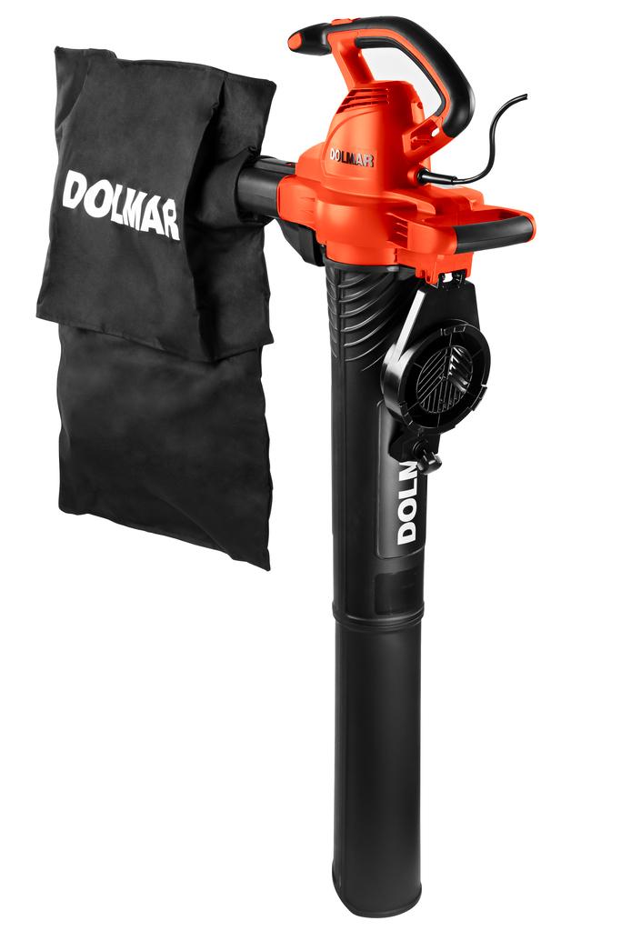 Dolmar EB-166 bladblazer/zuiger met opvangzak 230V