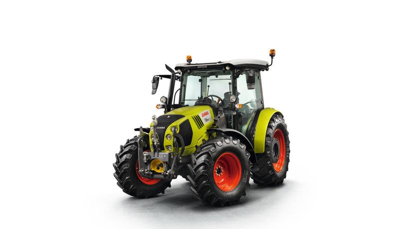 CLAAS tractoren   ATOS 350-220 van 75 tot 107 pk