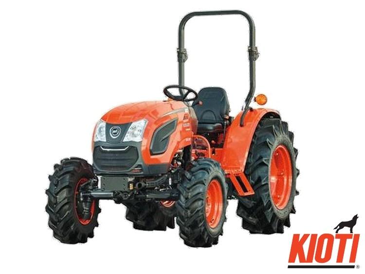 Kioti DK4510 M/H compacttractor 45pk