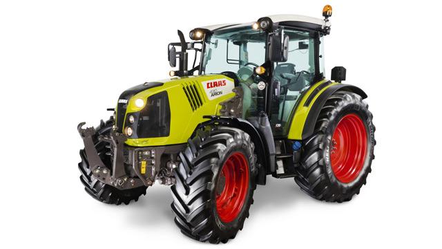 CLAAS tractoren | ARION 460-410 van 90 tot 140 pk