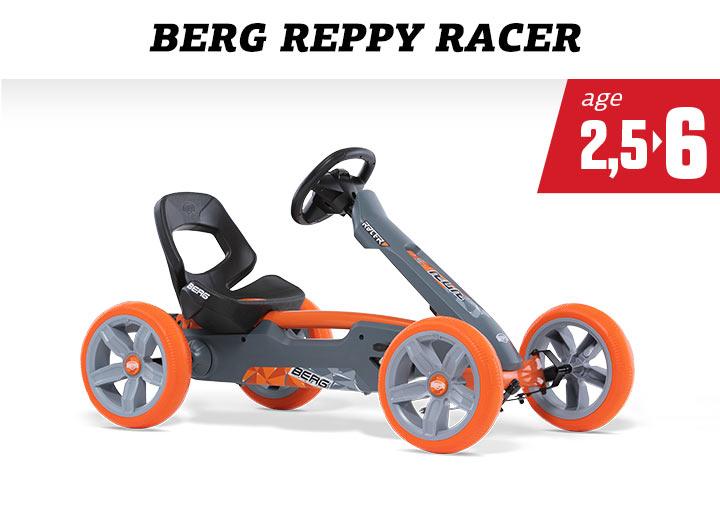 Berg Reppy Racer skelter