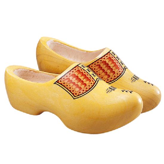 Klomp geïmpregneerd peppel geel