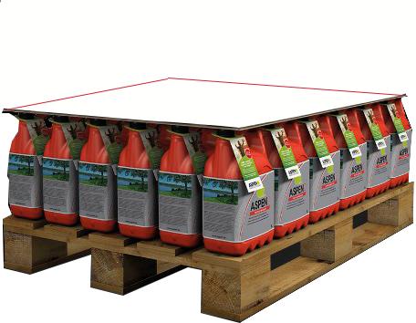 ASPEN FRT 2-takt benzine 36x5 Liter