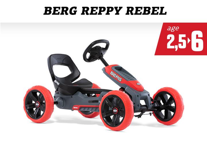 Berg Reppy Rebel skelter