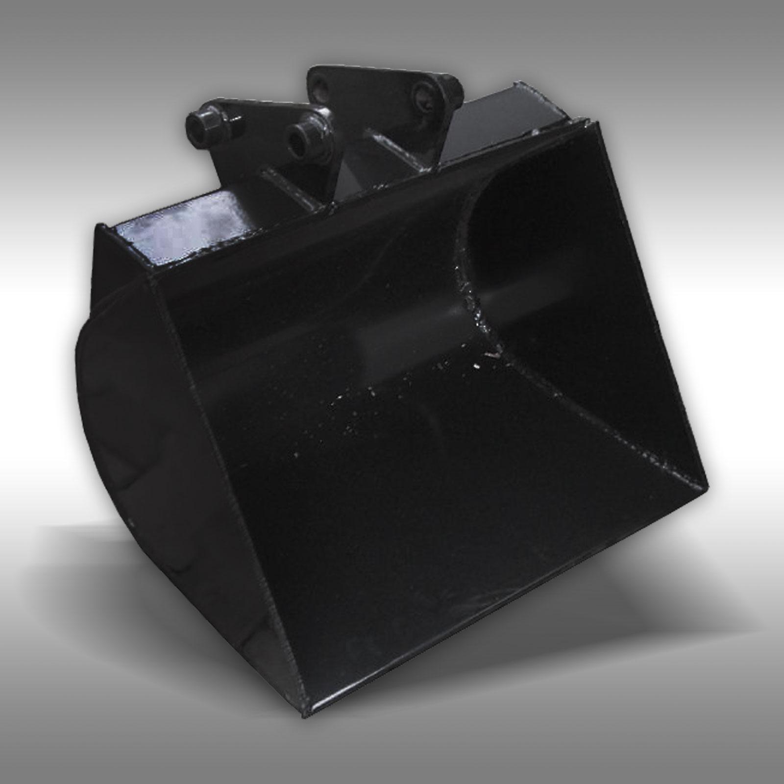 Jansen Graafbak 600 mm voor 9PK minigraafmachine Jansen MB-300