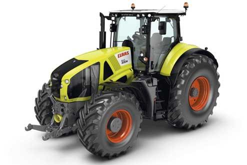 CLAAS tractoren   AXION 960-920 van 325 tot 445 pk