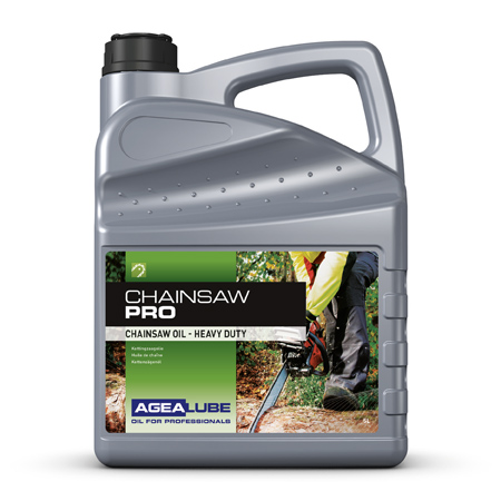 Agealube Chainsaw PRO Kettingzaagolie 5 Liter