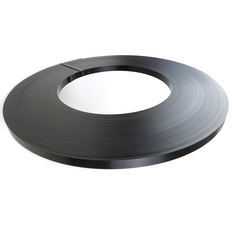 Cyklop Staalband EW 16x0,5 zwart Enkelvoudige Wikkeling