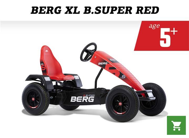 BERG XL B.Super Red BFR skelter