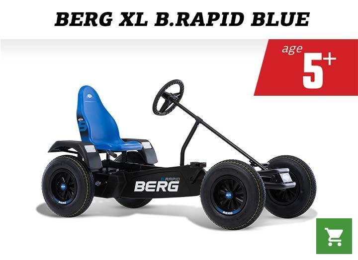BERG XL B.Rapid Blue BFR Skelter