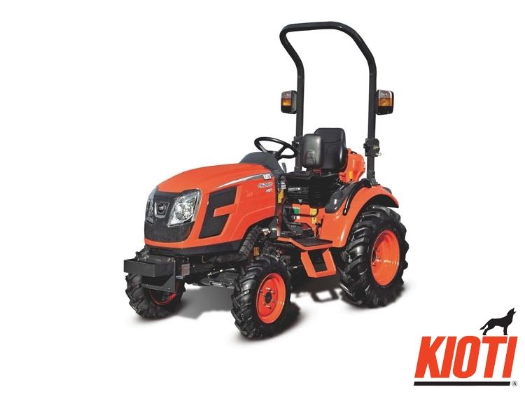 Kioti CK2810 H compacttractor 28pk