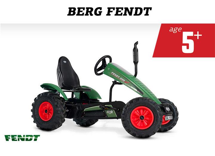 BERG Fendt skelter Farm  BFR