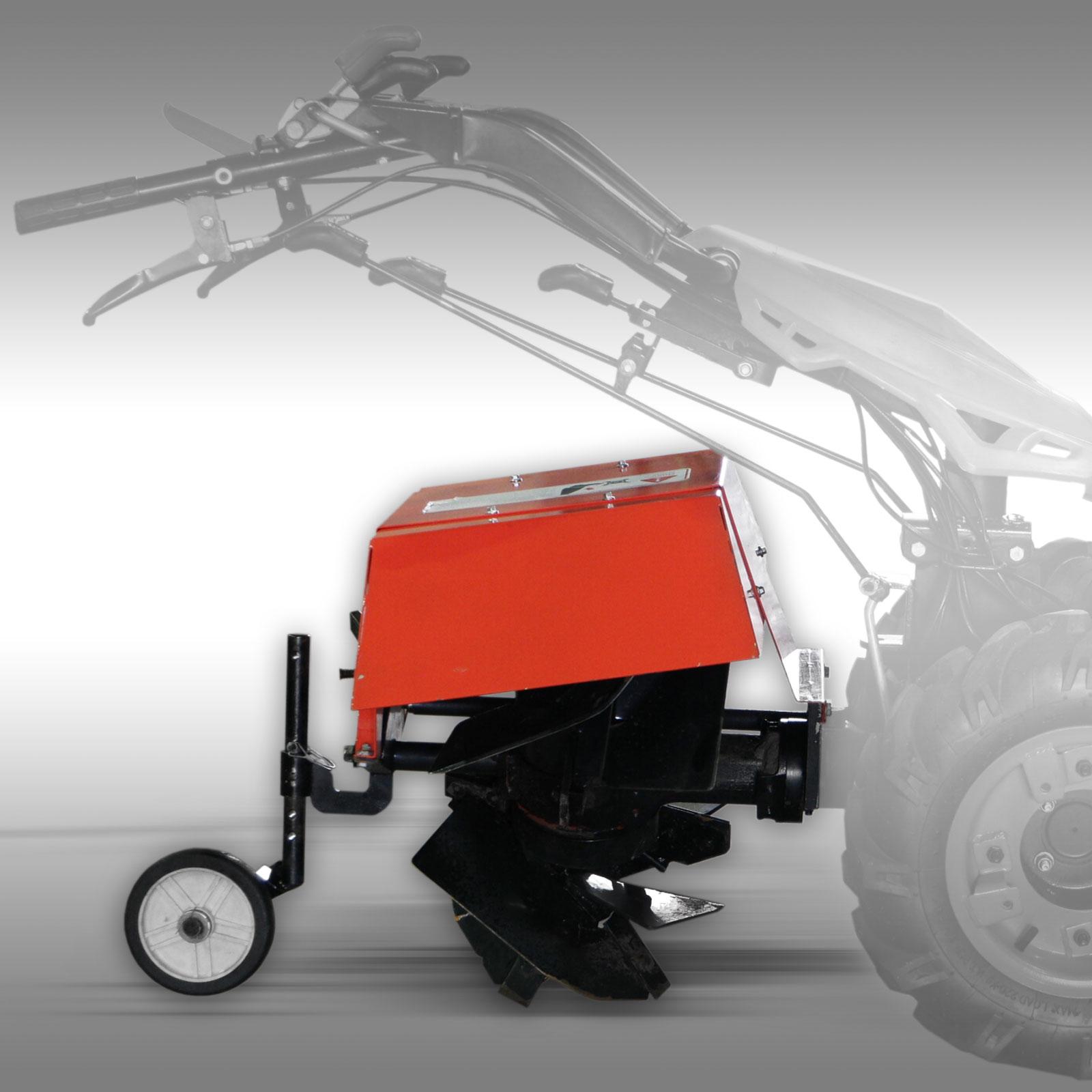 Jansen rotatieploeg voor Jansen MGT-420