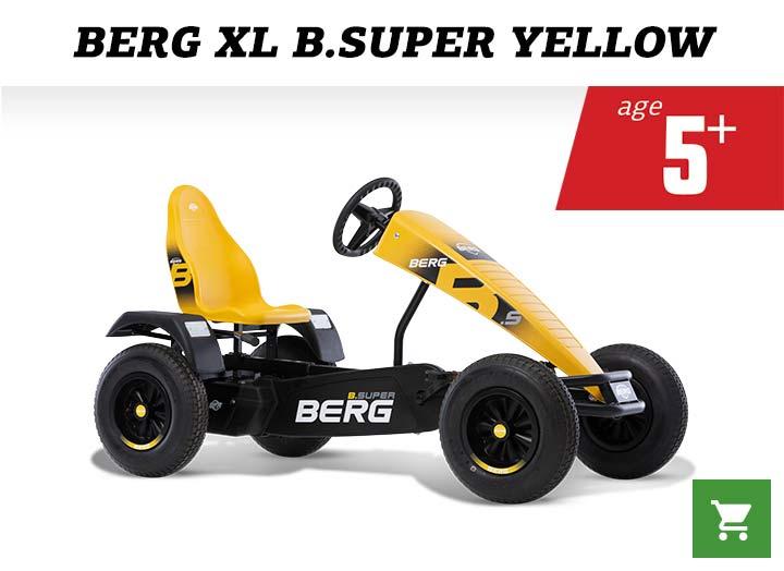BERG XL B.Super Yellow BFR skelter