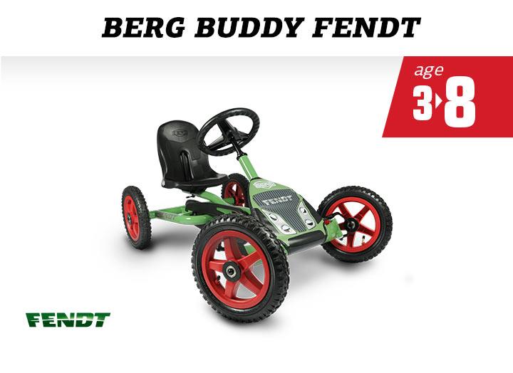 BERG Buddy Fendt skelter