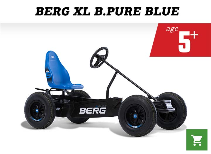 BERG XL B.Pure Blue BFR skelter
