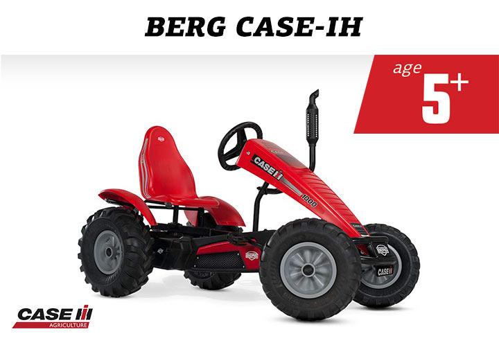 BERG Case-IH skelter Farm BFR