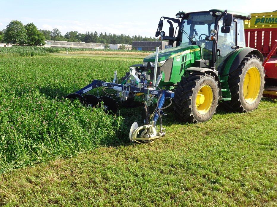 KEMA DMF Bidux frontmaaier (portaal) Landbouw Dubbelemessenbalk Bidux