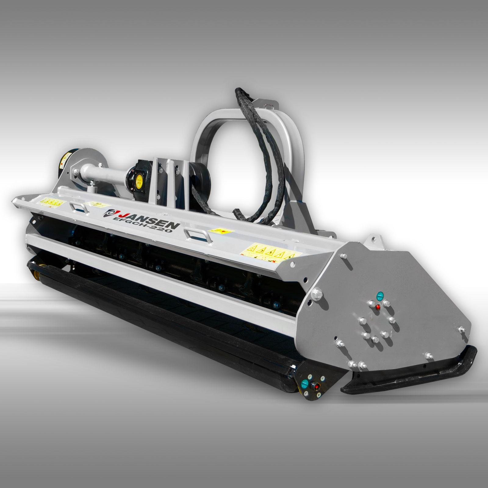Jansen Klepelmaaier EFGCH-220, 210cm PTO Side-shift