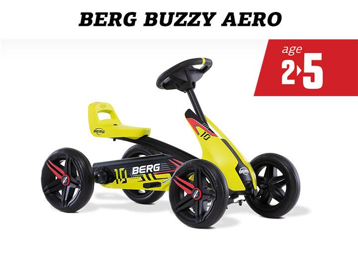BERG Buzzy Aero Skelter