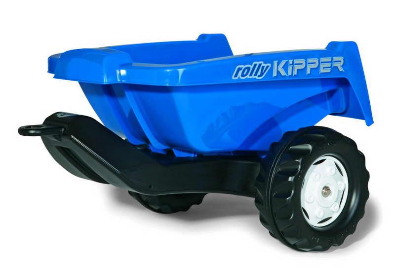 Rolly Kipper II Blauw