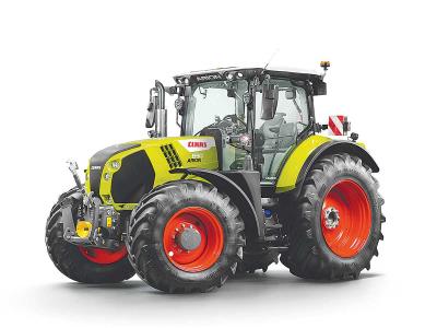 CLAAS tractoren   ARION 660-510 Stage V van 145 tot 205 pk