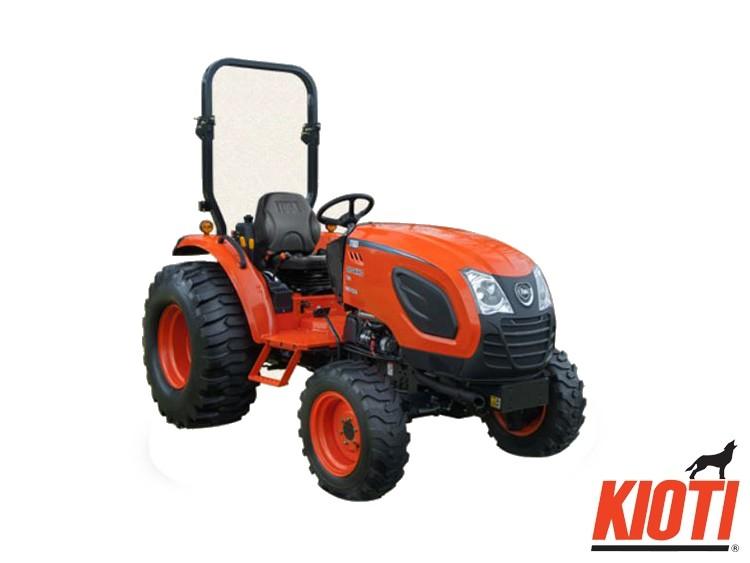 Kioti CK3510 M/H compacttractor 35pk