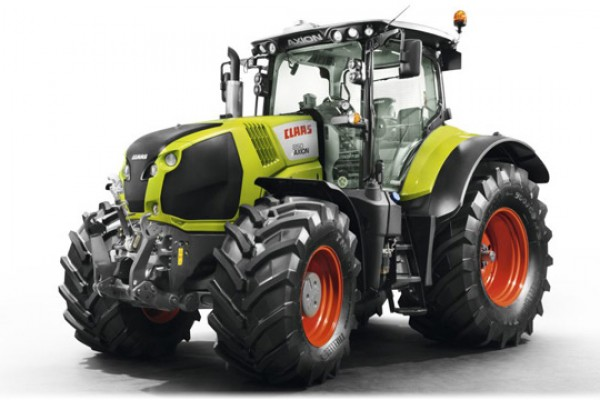 CLAAS tractoren   AXION 870-800 van 205 tot 295 pk