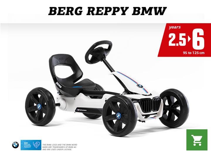 Berg Reppy BMW skelter
