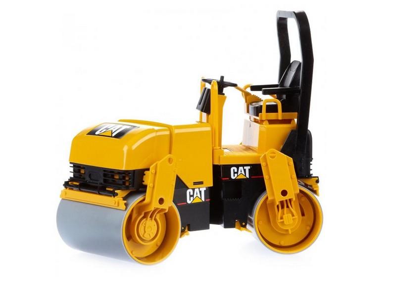 Bruder CAT asfalteerwals 1:16