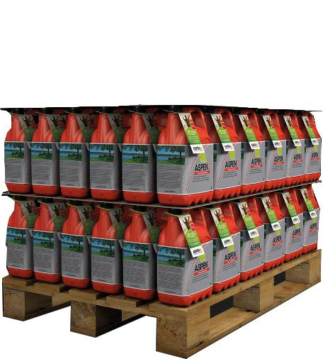 ASPEN FRT 2-takt benzine 72x5 Liter