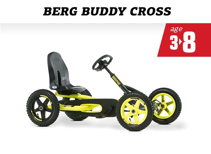 BERG Buddy Cross skelter
