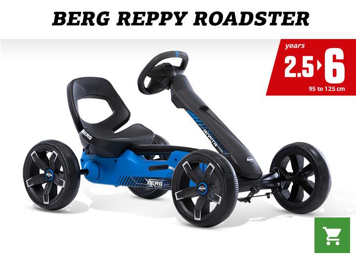 Berg Reppy Roadster skelter