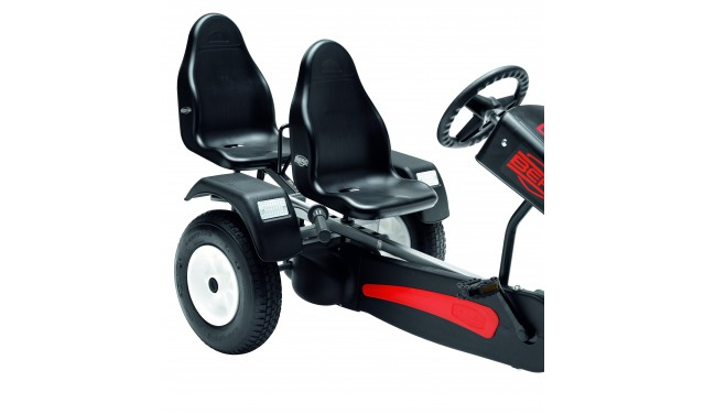 BERG Duostoel zwart